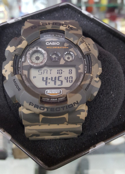 Reloj Casio G-shock Originales 2 Tono Camuflados Deportivos