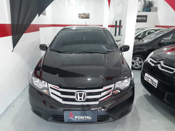 Honda City 1.5 Lx Flex 4p 2013