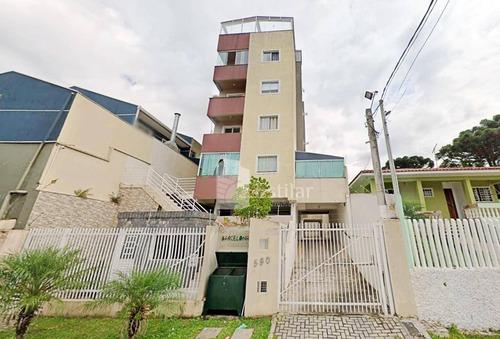 Cobertura Duplex 02 Quartos E 02 Vagas No Xaxim, Curitiba - Co0150
