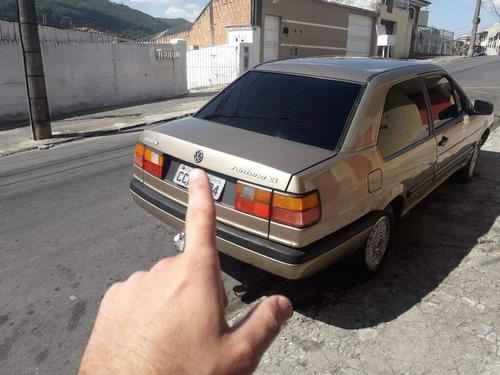 Santana 1992 Com Direção 1.8gasolina