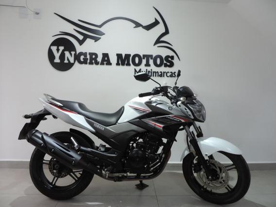 Yamaha Ys Fazer 250 Blueflex 2017 Linda