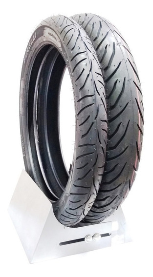 Par Pneu Cg 150 Titan Fan Ks Es Esi Super City Pirelli 0580
