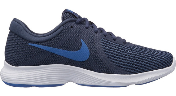 Tênis Nike Revolution 4 Feminino - Marinho (produto Novo)
