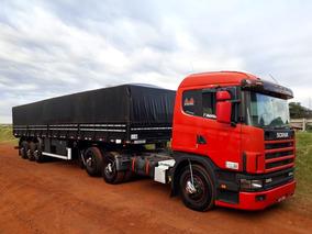 Scania R 124 360 6x2