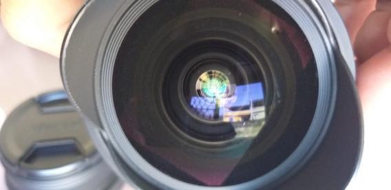 Lente Sigma 10mm 2.8 Fisheye Olho De Peixe Hsm