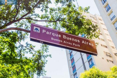 Lindo Apartamento Ao Lado Do Parque Buenos Aires - Pc101795