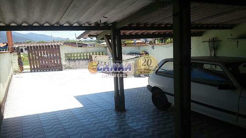Casa Com 2 Dorms, Estância Eucaliptos, Peruíbe - R$ 120 Mil, Cod: 6845 - V6845