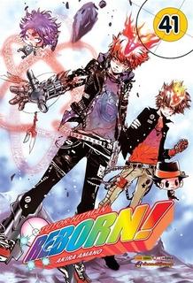 Livro: Reborn! Tutor Hitman Reborn! - Edição 41