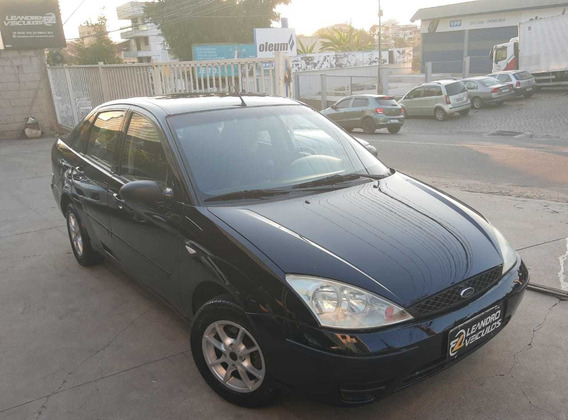 Ford Focus 16 Glx Sedan 8v Gasolina 4p Manual 2007/2007