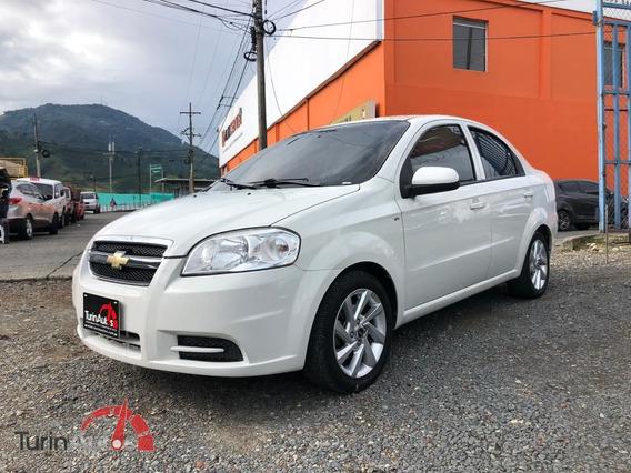 Chevrolet Aveo Emotion 1.6 2011