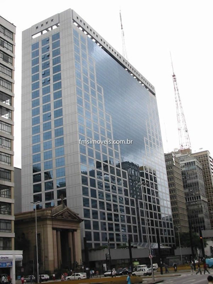 Conjunto Comercial Para Para Alugar Com 497 M2 No Bairro Bela Vista, São Paulo - Sp - Cps2877
