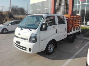 Kia K2500 Doble Cab Diesel A/a Con Estacas