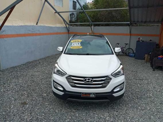 Hyundai Santa Fe Sport Full