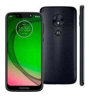 Celular Motorola Moto G7 Play Xt1952 32gb Duo/sim Índigo 5.7