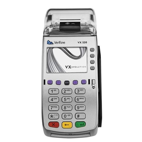 Impresora Verifone Vx520
