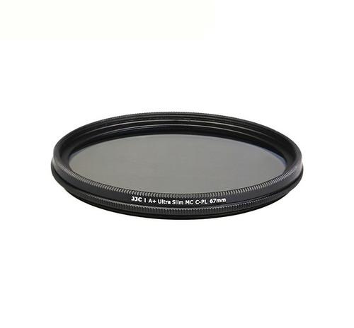 Filtro 67mm Slim Multicapa Polarizado Canon Nikon Sony Jjc
