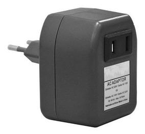 3 Mini Transformador Conversor Adaptador Energia 220v 110v