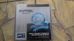 Kit Transmissão Riffel - Fazer 250