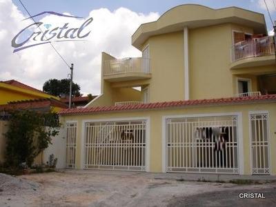 Casa Para Venda, 3 Dormitórios, Jardim Ester Yolanda - São Paulo - 11148