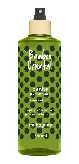 Mahogany Banho Perfumado Bambou Oriental 350 Ml