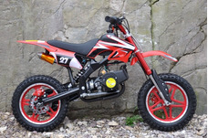 Moto Mini Cross 49cc 2t