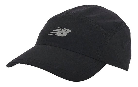 Gorra New Balance 5 Panel Core Hat Negro