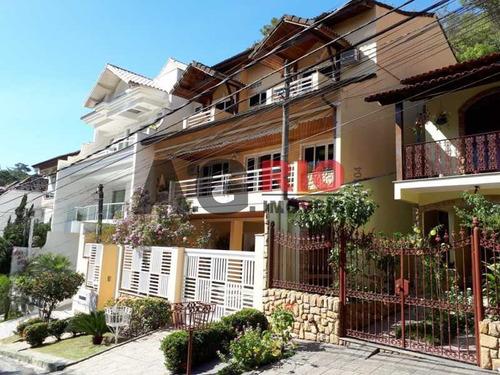 Casa Em Condomínio-à Venda-vila Valqueire-rio De Janeiro - Vvcn30026