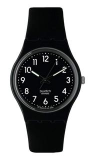 Relógio Swatch Black Suit Gb247r