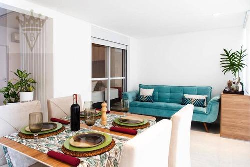 Apartamento Com 1 Dormitório À Venda, 55 M² Por R$ 1.350.000,00 - Itaim Bibi - São Paulo/sp - Ap5115