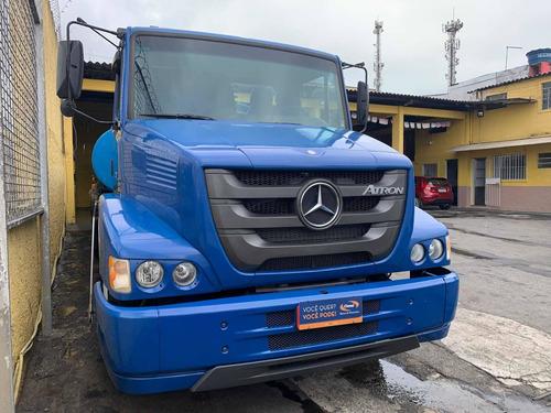 Imagem 1 de 14 de Mercedes Benz Atron 2324