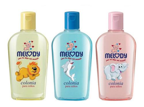 Colonia Para Niños Melody 100 Ml