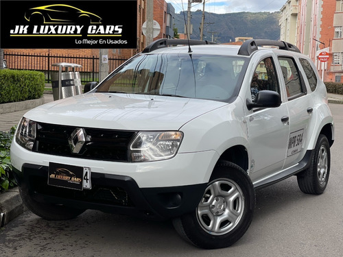 Renault Duster Expression 1.600cc M/t 2ab Fe 2020