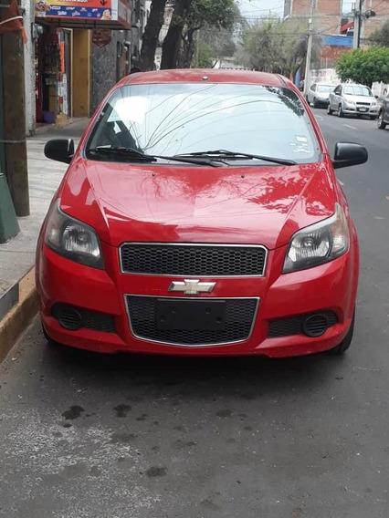 Chevrolet Aveo 1.6 Ls 5vel Mt 2013
