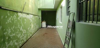 Casa Com 1 Dormitório Para Alugar Por R$ 1.000/mês - Jardim Cocaia - Guarulhos/sp - Ca0349