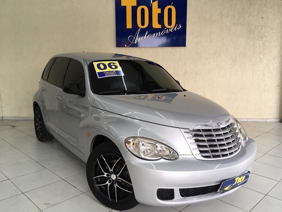 Chrysler Pt Cruiser Classic 2.4 16v Gasolina Manual