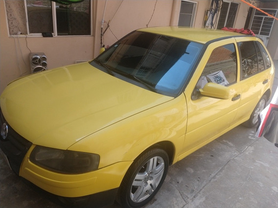 Volkswagen Pointer 1.6 Gt Pintura Amarilla Mt 2008