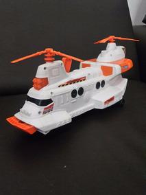 Helicoptero De Rescate Para Niños Excelente Calidad Juguete