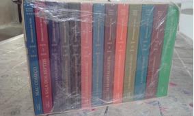 Caixa Desventuras Em Serie, 13 Volumes, Novo (sem Uso)
