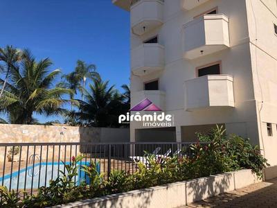 Apartamento Com 1 Dormitório Para Alugar, 75 M² Por R$ 1.900/mês - Indaiá - Caraguatatuba/sp - Ap10396