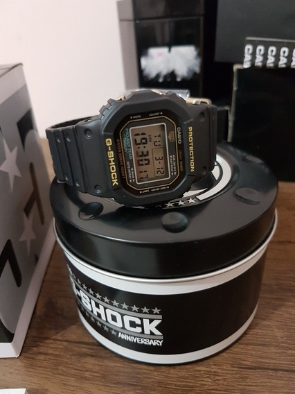 Relógio Casio G-shock Dw5035 - 35th Anniversary Edition