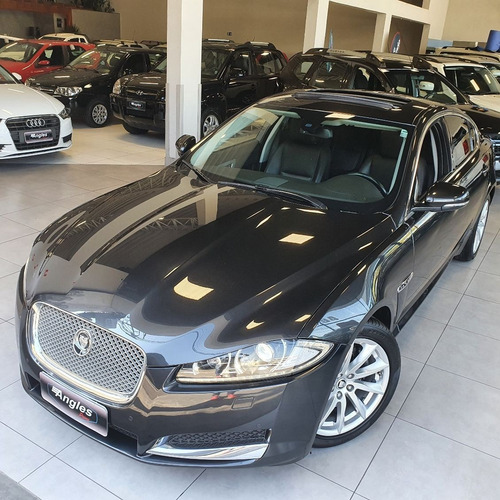 Jaguar Xf 2.0 Premium Luxury Turbocharged