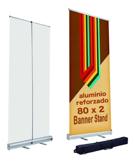 Roll Up Banner Reforzado