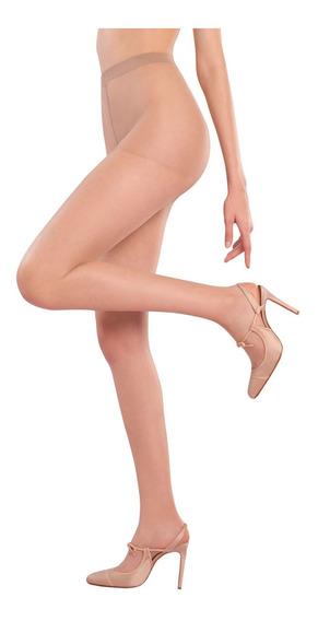 Meia Calça Invisível Beyonce Transparente Artista Fio 7 Lupo