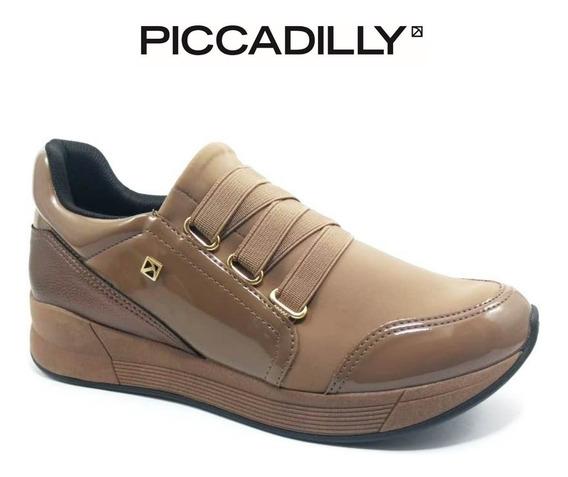 Tênis Feminino Piccadilly 973028 Conforto