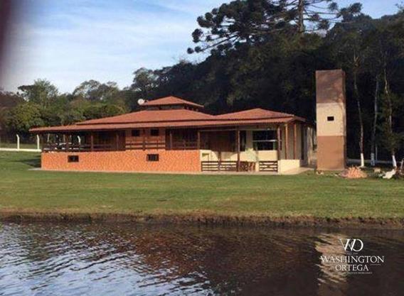 Chácara À Venda, 22620 M² Por R$ 2.350.000,00 - Campina Do Taquaral - São José Dos Pinhais/pr - Ch0057