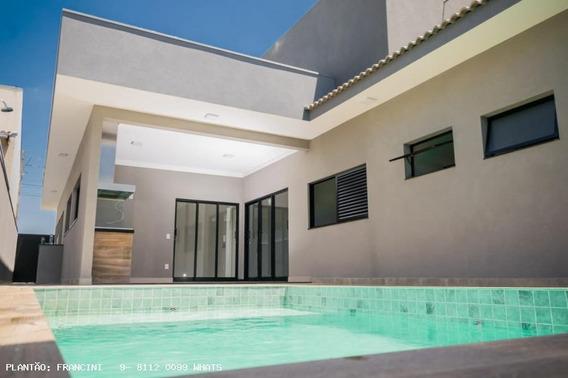 Casa Em Condomínio Para Venda Em Bauru, Condomínio Quinta Ranieri Green, 3 Dormitórios, 3 Suítes, 5 Banheiros, 3 Vagas - 406