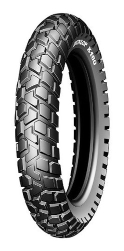 Cubierta Moto Dunlop K460 120/90 R16 63p Envío Gratis