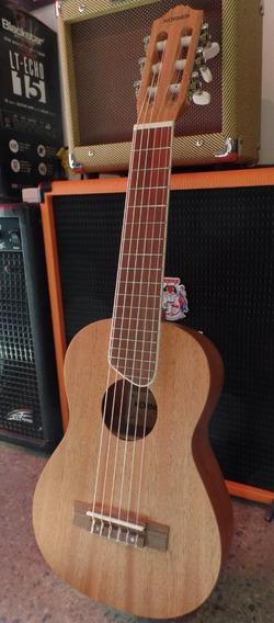 Guitalele 28 Korner Agu77l-2 Funda Guitarra De Viaje Ukelele