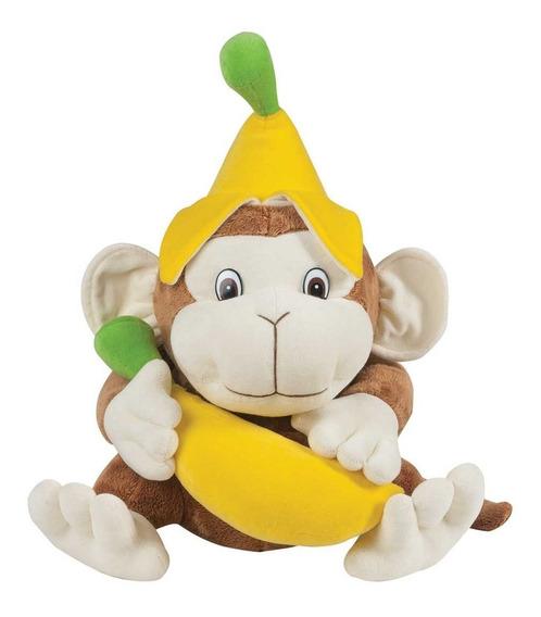 Macaco De Pelúcia Felix