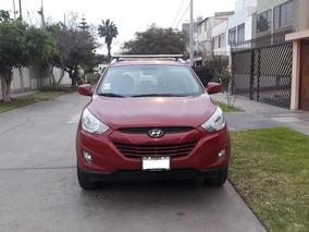 Hyundai Tucson 2012 Dual Gasolina -glp Automatic Secuencial